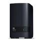 "Western Digital WDBSHB0080JCH-EEUE My Cloud EX2 Ultra 4Tb Сетевое хранилище 2xHDD 3.5"" установлено HDD 2x4Tb"
