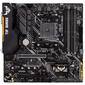 ASUS TUF B450M-PLUS GAMING,  Socket AM4,  B450,  4*DDR4,  DVI+HDMI,  CrossFireX,  SATA3 + RAID,  Audio,  Gb LAN,  USB 3.1*6,  USB 2.0*6,  COM*1 header  (w / o cable),  mATX ; 90MB0YQ0-M0EAY0