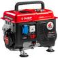 Генератор ЗУБР [ЗЭСБ-800] бензиновый,  4-х тактный,  ручной пуск,  800 / 650Вт,  220В