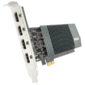 Видеокарта Asus PCI-E GT710-4H-SL-2GD5 nVidia GeForce GT 710 2048Mb 64bit GDDR5 954 / 5012 / HDMIx4 / HDCP Ret