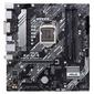 ASUS PRIME B460M-A,  LGA1200,  B460,  4*DDR4,  DP+ DVI-D + HDMI,  SATA3 + RAID,  Audio,  Gb LAN,  USB 3.2*6,  USB 2.0*6,  COM*1 header,  LPT*1 header  (w / o cable),  mATX