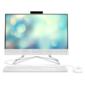 "HP 200 G4 AIO 21, 5"" NT    21.5"" (1920x1080  (матовый)) / Intel Core i5 10210U (1.6Ghz) / 8192Mb / 256PCISSDGb / noDVD / WiFi / war 1y / DOS + Spec Snow White"