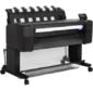 "Широкоформатный принтер HP DesignJet T930 Printer  (36"", 2400x1200dpi,  64Gb (virtual),  320Gb HDD,  GigEth,  stand,  media bin,  output tray,  sheetfeed,  rollfeed, autocutter, TouchScreen,  6 cartr.,  1y,  repl. CR354A)"