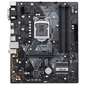 ASUS PRIME B360M-A,  LGA1151,  B360,  4xDDR4,  D-Sub + DVI + HDMI,  SATA3,  Audio,  LAN,  USB 3.1*3  (1 USB-C),  USB 2.0*6,  COM*1 header  (w / o cable),  LPT*1 header  (w / o cable),  mATX
