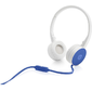 HP Stereo Headset H2800 Dragonfly Blue cons