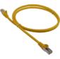 Кабель Патч-корд Lanmaster LAN-PC45 / S5E-3.0-YL вилка RJ-45-вилка RJ-45 кат.5е 3м желтый LSZH  (уп.:1шт)