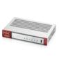 Межсетевой экран Zyxel VPN50,  2xWAN GE  (RJ-45 и SFP),  4xLAN / DMZ GE,  USB3.0,  AP Controller  (4 / 36) c пониженным шифрованием