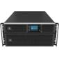 Vertiv Liebert GXT5 1ph UPS,  5kVA,  input plug - hardwired,  5U,  output – 230V,  hardwired,  output socket groups  (6)C13 &  (2)C19