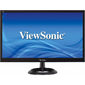 "Viewsonic VA2261-6 21.5"" LED,  1920 x 1080,  5ms,  200cd / m2,  90° / 65°,   700:1,  D-Sub,  DVI,  Glossy Black"