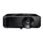 Optoma DW318e DLP,  WXGA 1280x800,  3700Lm,  20000:1,  HDMI,  1x10W speaker,  3D Ready,  lamp 15000hrs,  Black,  3.0kg