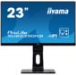 "Iiyama XUB2390HS-B1 23"" черный AH-IPS LED 5ms 16:9 DVI HDMI M / M матовая HAS Pivot 1000:1 250cd 160гр / 160гр 1080x1920 D-Sub 4кг"