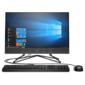 "HP 200 G4 All-in-One NT 21, 5"" (1920 x 1080) Core i3-10110U, 8GB, 1TB, DVD-WR, usb kbd&mouse, Realtek RTL8821CE AC 1x1 BT, RTF Card, Iron Gray, 5MP WebCam, Win10Pro (64-bit), 1-1-1 Wty"
