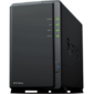 Synology DS218play DC1, 4GhzCPU / 1Gb / RAID0, 1 / up to 2hot plug HDDs SATA (3, 5'') / 2xUSB3.0 / 1GigEth / iSCSI / 2xIPcam (upto15) / 1xPS repl DS118