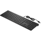 Клавиатура HP ytn черный USB slim