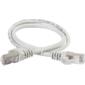 ITK Коммутационный шнур  (патч-корд),  кат.5Е FTP,  LSZH,  3м,  серый