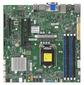 Материнская Плата SuperMicro MBD-X11SCZ-F-O Soc-1151 iC246 uATX 4xDDR4 6xSATA3 SATA RAID i210AT 8xGgbEth Ret
