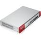 ZYXEL USG210-RU0102F USG210 UTM BDL Firewall Appliance 10 / 100 / 1000,  4x LAN / DMZ,  2x WAN,  1xOPT UTM Bundle  (AS, AV, CF, IDP) 1 YR