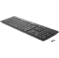 HP Slim T6U20AA Slim Wireless  (Link-5) Keyboard RUSS