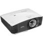 Проектор MW705 DLP; WXGA; Brightness: 4000 AL; High contrast ratio 13000:1; 1.1X zoom (1.55-1.7); 2.8 kg; Noise 29dB (eco); Speaker 2W x1;  HDMI x2 (1 w/MHL);  3D via HDMI; H/V keystone; Corner fit