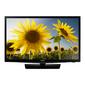 """Samsung UE24H4080AUXRU,  24"""",  1366 x 768,  DVB-T2 / C / S2,  черный"""