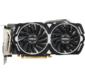 Видеокарта MSI PCI-E RX 570 ARMOR 8G OC AMD Radeon RX 570 8192Mb 256bit GDDR5 1268 / 7000 DVIx1 / HDMIx1 / DPx3 / HDCP Ret