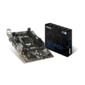 MSI H81M-P33 PLUS RTL LGA1150 H81 DDR3 SATAIII SATAII PCI-E GBL VGA DVI mATX