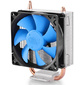 Устройство охлаждения (кулер) Deepcool ICE BLADE 100 PWM Soc-FM2+ / AM2+ / AM3+ / AM4 / 1150 / 1151 / 1155 /  3-pin 15-29dB Al 100W 309gr Ret