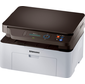 Samsung Laser MFP SL-M2070 / FEV p / c / s , A4,  1200dpi,  20ppm,  128Mb,  Duplex,  1 tray 150,  USB 2.0,  1y warr,  Cartridge 500 pages in box