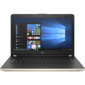 "Ноутбук HP 14-bs011ur Pentium N3710 / 4Gb / 500Gb / Intel HD Graphics / 14.0"" / HD  (1366x768) / Windows 10 / gold / WiFi / BT / Cam / 2670mAh"