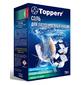 Соль Topperr таблетированная универсальная 0.75кг  (3318) для посудомоечных машин