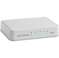 NETGEAR GS205-100PES 5 x 10 / 100 / 1000 Mbps switch  NEW DESIGN