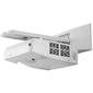 NEC UM301W LCD Ultra-short,  1280x800 WXGA,  3000lm,  6000:1,  D-Sub,  HDMI,  RCA,  RJ-45,  Lamp:8000hrs,  incl. Wall-mount