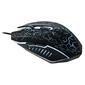 Мышь Oklick 895G HELLFIRE черный оптическая  (2400dpi) USB  (5but)