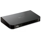 D-Link DSR-150 / C1A,  VPN Router with 1 10 / 100Base-TX WAN ports,  8 10 / 100Base-TX LAN ports and 1 USB ports.Firmware for Russia.1 10 / 100Base-TX WAN ports,  8 10 / 100Base-TX LAN ports,  RJ45 Console port a