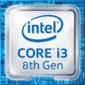 CPU Intel Core i3 8100  (3.6GHz) 6MB LGA1151 OEM  (Integrated Graphics HD 630  350MHz)