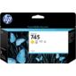 Cartridge HP 745 Желтый для HP DesignJet,  130ml