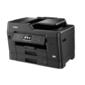 Brother MFC-J3930DW черный,  струйный,  A3,  цветной,  ч.б. 22 стр / мин,  цвет 20 стр / мин,  печать 4800x1200,  скан. 1200х2400,  лоток 500 листов,  Wi-Fi,  NFC,  автоматическая двусторон. печать и сканир.