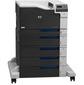 HP Color LaserJet Enterprise M750xh,  A3,  600dpi,  30 (30)ppm,  1Gb,  Enc.HDD320Gb,  6trays 100+250+500+stand 3x500,  Duplex,  USB2.0 / GigEth,   1y warr,  replace CE709A