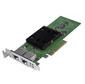 DELL NIC Broadcom 57406 Dual Port 10GBase-T PCIe Low Profile Adapter  (analog 540-11152)