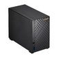 ASUSTOR AS3202T  (4-Bay NAS,  Intel Celeron Duad-Core,  2GB SO-DIMM DDR3L,  GbE x 1,  USB 3.0,  WoL,  System Sleep Mode,  AES-NI hardware encryption)