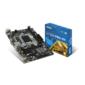 MSI H110M PRO-VH Socket 1151,  intel H110,  2DDR4,  PCIe x16,  PCIe x1,  SATA6Gb / s,  USB3.1 Gen1,  GbE LAN ,  VGA,  HDMI,  mATX