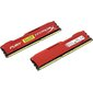 Kingston   8192Mb 1333MHz DDR3 CL9 DIMM  (Kit of 2) HyperX FURY Red Series