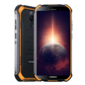 Doogee S40 Pro Fire Orange,  5.45'' 18:9 720x1440,  1.8GHz,  8 Core,  4GB RAM,  64GB,  up to 256GB flash,  13Mpix+2Mpix / 5Mpix,  2 Sim,  2G,  3G,  LTE,  BT,  Wi-Fi,  NFC,  GPS,  Micro-USB,  4650 мА·ч,  Android 10,  238 г,  158, 2 ммx79, 4 ммx14, 1 мм