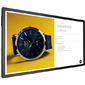 "43"" IN BenQ Interactive PANEL IL430,  FHD,  24 / 7,  Landscape / Portrait,  Sound,  LanControl,  Android,  Apps,  X-sign,  WiFi opt BLACK"