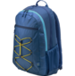 "Active Backpack Navy Blue / Yellowcons  (for all hpcpq 10-15.6"" Notebooks) cons"