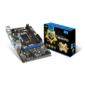 MSI H81M-P33 RTL LGA1150 H81 DDR3 PCI-E SATA 7.1ch Audio D-Sub DVI microATX