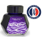 Флакон с чернилами Waterman Хексагонал цвет фиолетовый для перьевых ручек