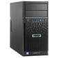 ProLiant ML30 Gen9 E3-1220v6 NHP Tower (4U) / Xeon4C 3.0GHz (8MB) / 1x8GB1UD_2400 / B140i (ZM / RAID 0 / 1 / 10 / 5) / noHDD (4)LFF / noDVD / iLOstd (no port) / 1NHPFan / 2x1GbEth / 1x350W (NHP)