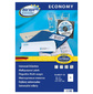 Этикетки Europe100 ELA027-18 A4 210x297мм 1шт на листе / 70г / м2 / 18л. / белый матовое самоклей. универсальная