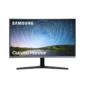 """Монитор Samsung 32"""" LC32R502FHIXCI темно-синий VA LED 16:9 DVI HDMI матовая HAS Pivot 3000:1 250cd 178гр / 178гр 1920x1080 D-Sub DisplayPort FHD USB 5.9кг"""